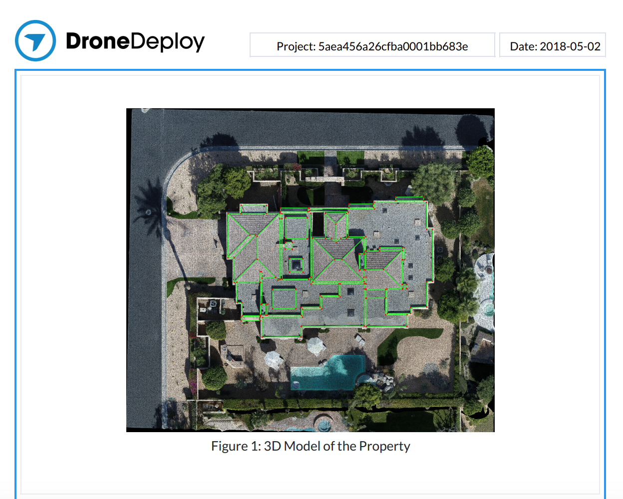 Roof Inspections by Drone